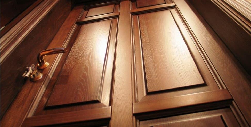 Деревянные двери woodplay39