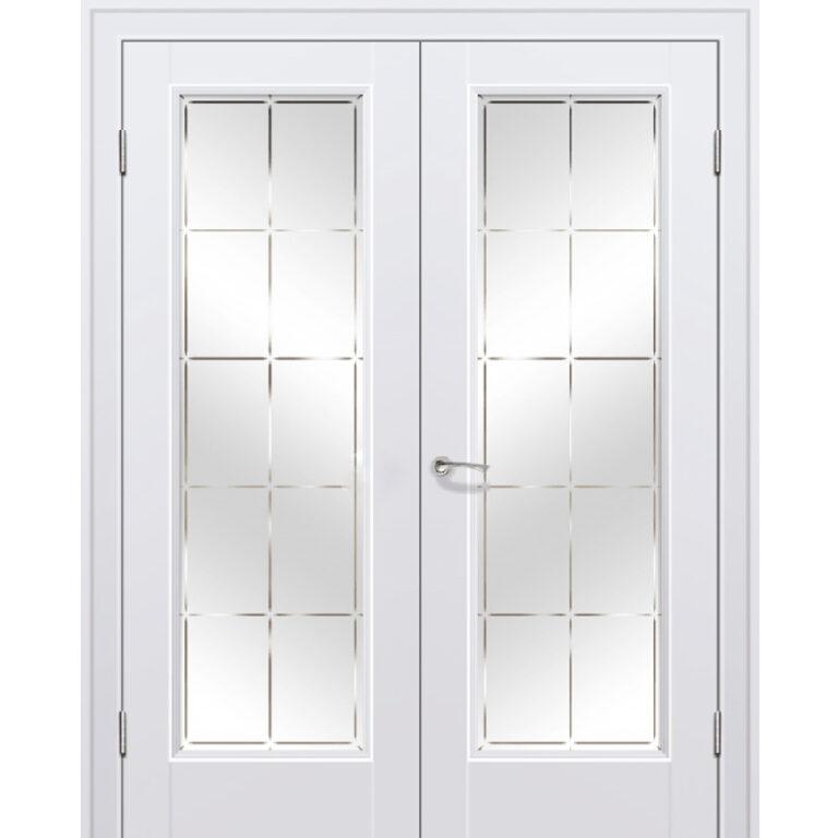 Двустворчатая дверь Венеция