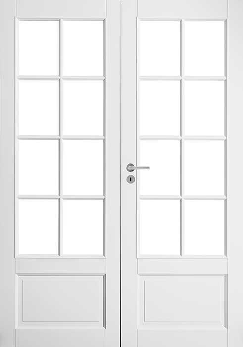 Двустворчатая дверь Марсель