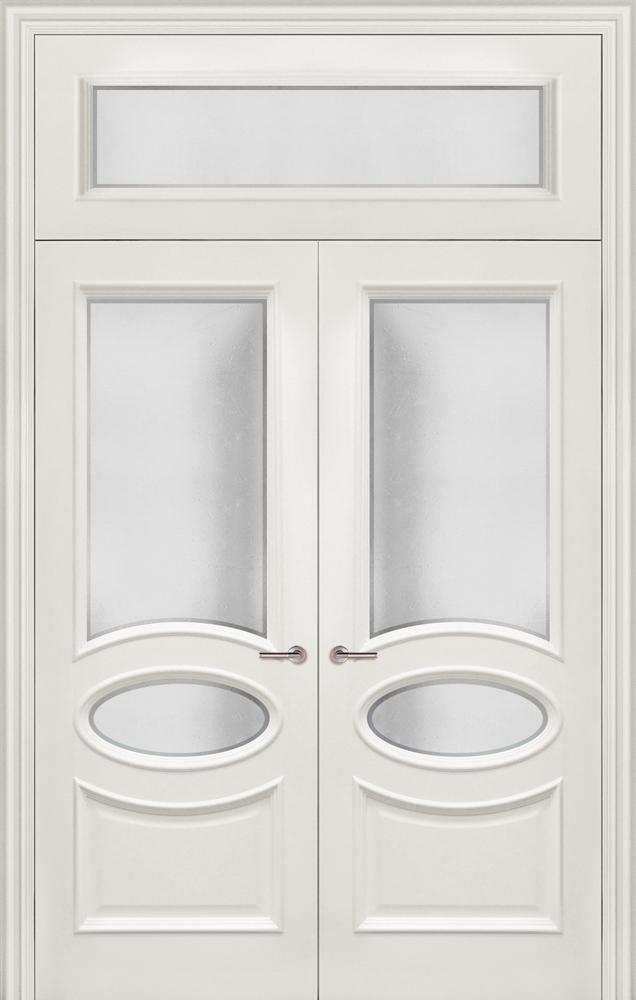 Двустворчатая дверь Париж