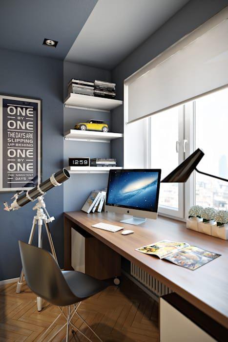 Стол письменный совмещенный с окном